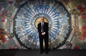 Prof Peter Higgs Opens Collider Exhibition At The Science Museum